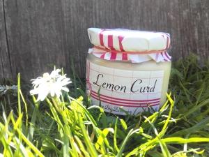 Lemon Curd aus Österreich