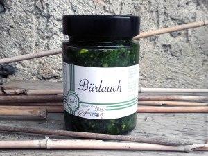 Bärlauch Pesto